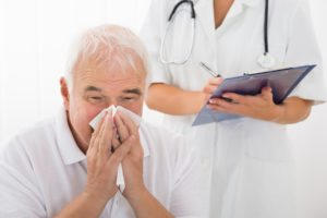 Senior Care in Mauldin SC: Seasonal Allergies