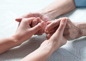 Home Care in Anderson SC: Being Touch Deprived