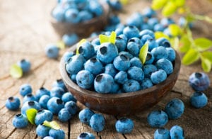 Senior Care in Seneca SC: National Blueberry Month