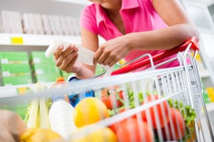 Elder Care in Greenville SC: Making Grocery Shopping Easier