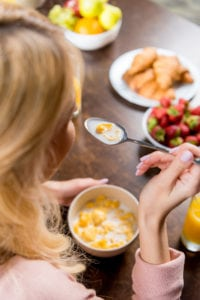 Senior Care in Anderson SC: Eating Healthier as a Caregiver