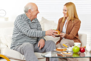 Elder Care in Greenville SC: Depression and Appetite Problems